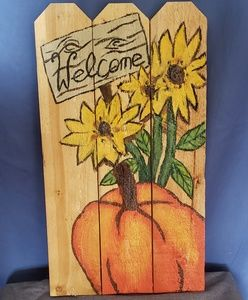 Handmade Fall Decor